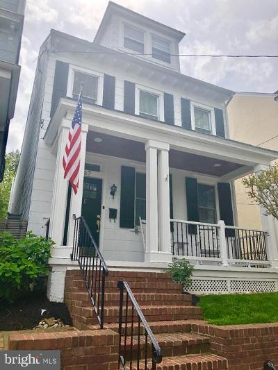 Annapolis Single Family Home For Sale: 27 Murray Avenue