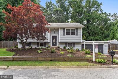 Annapolis Single Family Home For Sale: 1764 Dunton Road