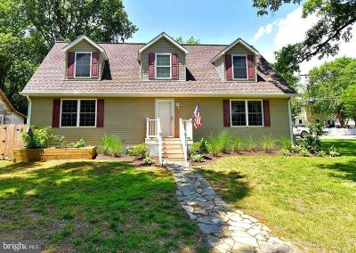 Shady Side Single Family Home For Sale: 4934 Chestnut Street