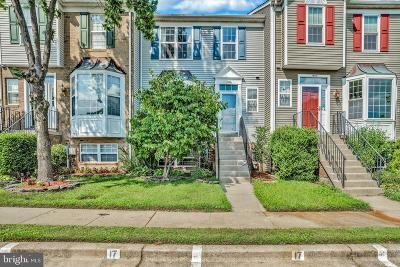 Crofton Townhouse For Sale: 1406 Jedforest Drive