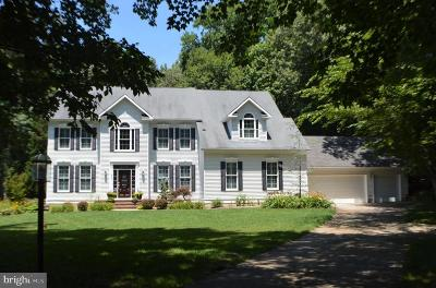 Davidsonville Single Family Home For Sale: 1700 Beards Creek Court