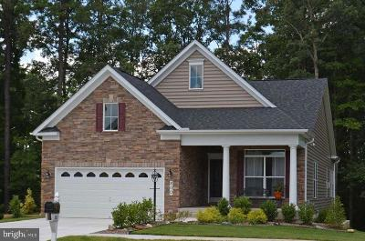 Glen Burnie Single Family Home For Sale: 1757 Lot #c Marley Avenue