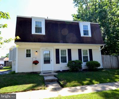 Crofton Single Family Home For Sale: 2317 Dartmouth Lane