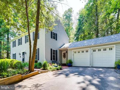 Severna Park Single Family Home For Sale: 528 Lakeview Circle