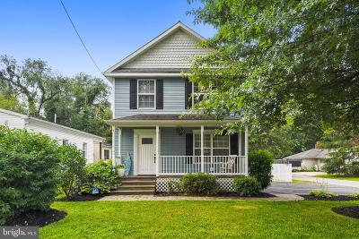 Edgewater, Mayo Single Family Home For Sale: 901 Severn Avenue