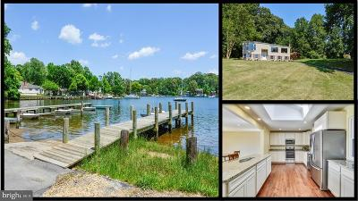 Anne Arundel County Single Family Home For Sale: 840 Valentine View