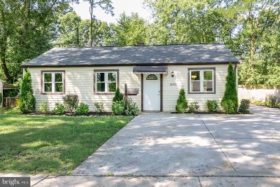 Glen Burnie Single Family Home For Sale: 1303 Saunders Way