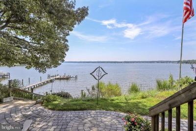 Single Family Home For Sale: 341 Steedman Point Road