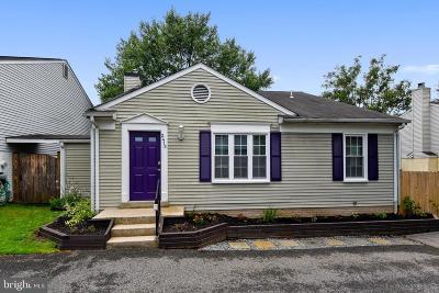 Crofton Single Family Home For Sale: 2415 Yarmouth Lane