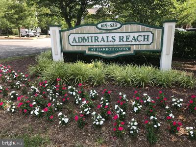 Annapolis Condo For Sale: 633 Admiral Drive #H9-106