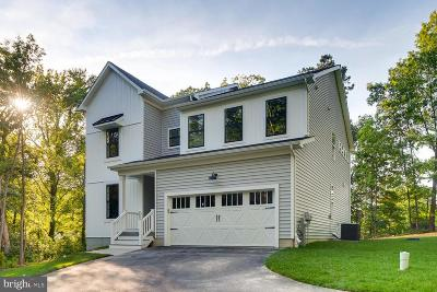 Severn Single Family Home For Sale: 7806 W B & A Road