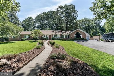 Severn Single Family Home For Sale: 8227 Quarterfield Road
