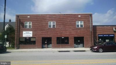 Anne Arundel County, Calvert County, Charles County, Prince Georges County, Saint Marys County Commercial Lease For Lease: 7448 Baltimore Annapolis Boulevard