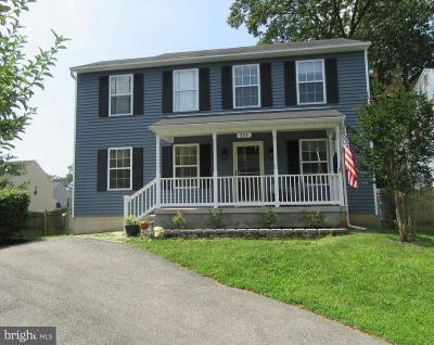 Millersville Single Family Home For Sale: 111 Sylvan Avenue