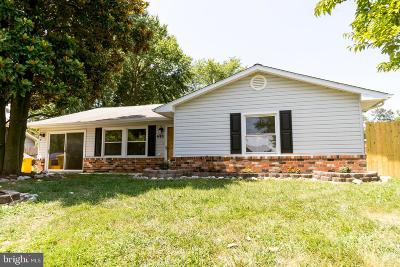 Gambrills Single Family Home For Sale: 993 Jason Court