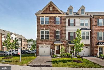 Anne Arundel County Townhouse For Sale: 2806 Fredericksburg Road