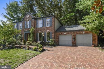 Millersville Single Family Home For Sale: 396 Severn Crest Drive