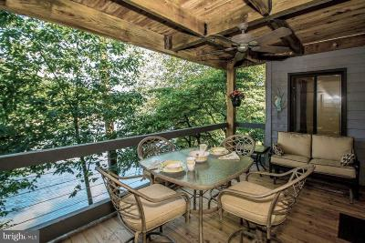 Annapolis Single Family Home For Sale: 7 Spa Creek Landing #B1