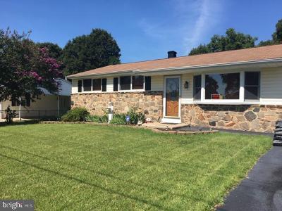 Glen Burnie Single Family Home For Sale: 4 Hopkins Street