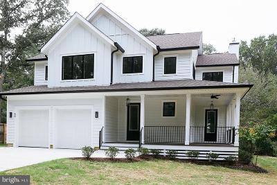 Riva Single Family Home For Sale: 2803 Grey Havens Way