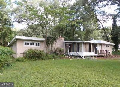 Pasadena Single Family Home For Sale: 8244 Old Mill Road