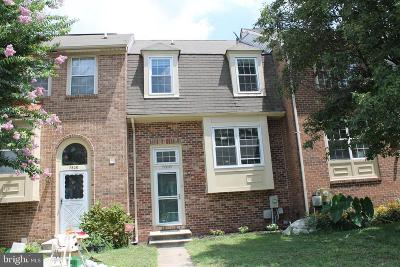 Anne Arundel County Condo For Sale: 7810 Hidden Creek Way
