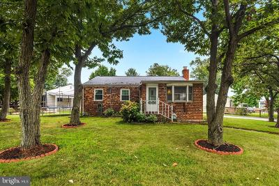 Anne Arundel County Single Family Home For Sale: 1324 Forest Drive