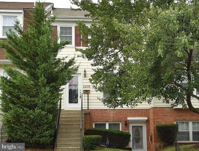 Anne Arundel County Condo For Sale: 2209 Aberdeen Drive