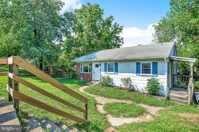 Glen Burnie Single Family Home For Sale: 206 Broadway Avenue
