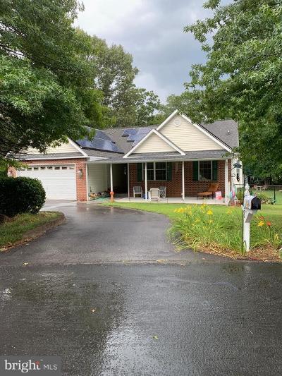 Severn Single Family Home For Sale: 558 Eason Drive