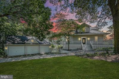 Glen Burnie Single Family Home Under Contract: 7595 E Furnace Branch Road