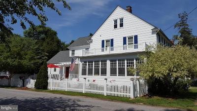 Annapolis Single Family Home For Sale: 50 S Homeland Avenue