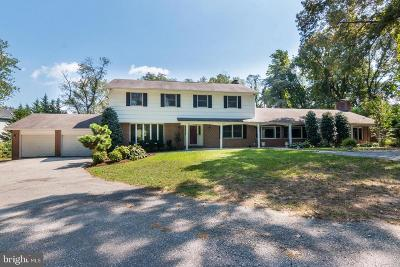 Pasadena Single Family Home For Sale: 7841 Tick Neck Road