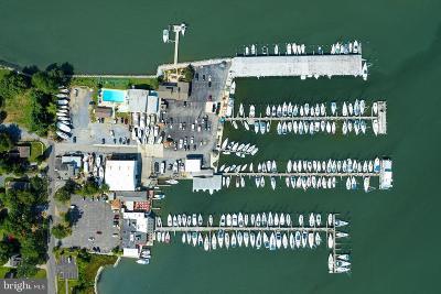 Anne Arundel County Residential Lots & Land For Sale: Boat Slip Riverside Drive #ET1