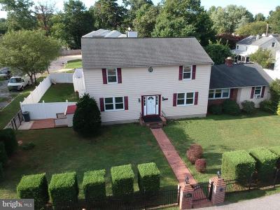 Glen Burnie Single Family Home For Sale: 601 Aquahart Road