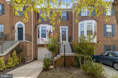 Edgewater Townhouse For Sale: 3765 Glebe Meadow Way