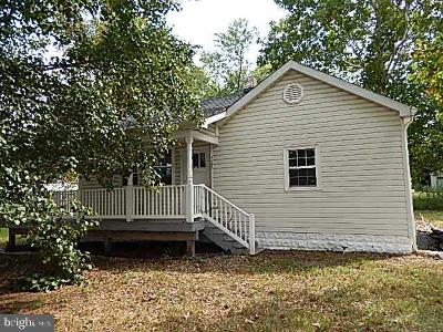 Anne Arundel County Single Family Home For Sale: 7705 Overhill Road