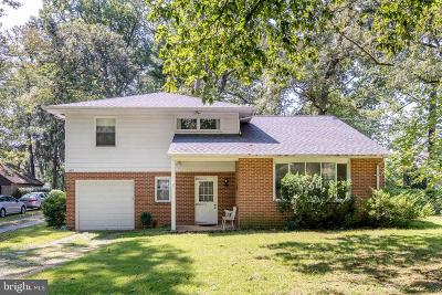 Anne Arundel County Single Family Home For Sale: 621 S Lakeland Road