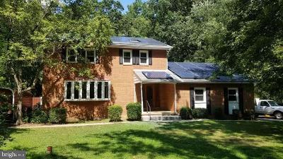 Severn Single Family Home For Sale: 8311 W Jacobs Road