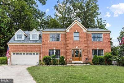 Gambrills Single Family Home For Sale: 2448 Symphony Lane