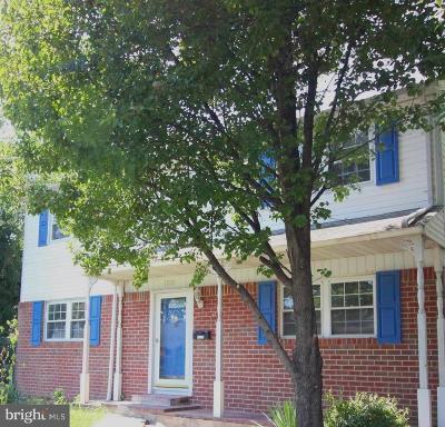 Glen Burnie Single Family Home For Sale: 1222 Aster Drive
