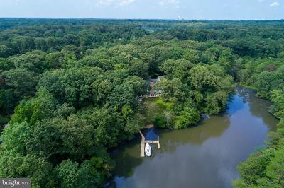 Anne Arundel County, Calvert County, Saint Marys County Single Family Home For Sale: 335 Magothy Bridge Road