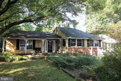 Pasadena Single Family Home For Sale: 7640 Paradise Beach Road