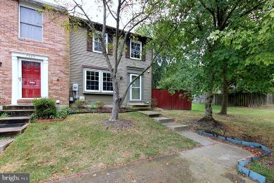 Anne Arundel County Townhouse For Sale: 7621 Fairbanks Court