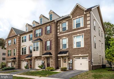 Hanover Townhouse For Sale: 7524 Thicket Run