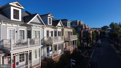 Annapolis Townhouse For Sale: 17 South Street