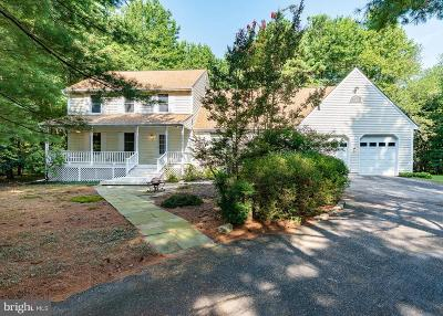 Anne Arundel County Single Family Home For Sale: 1706 Prairie Court
