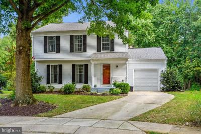 Annapolis Single Family Home For Sale: 304 Riding Ridge Road