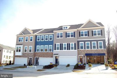 Anne Arundel County Townhouse For Sale: 3108 Laurel Hill Road