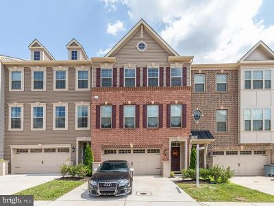 Jessup Townhouse For Sale: 7847 Rappaport Drive